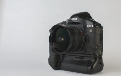 Canon EOS 1V HS Review